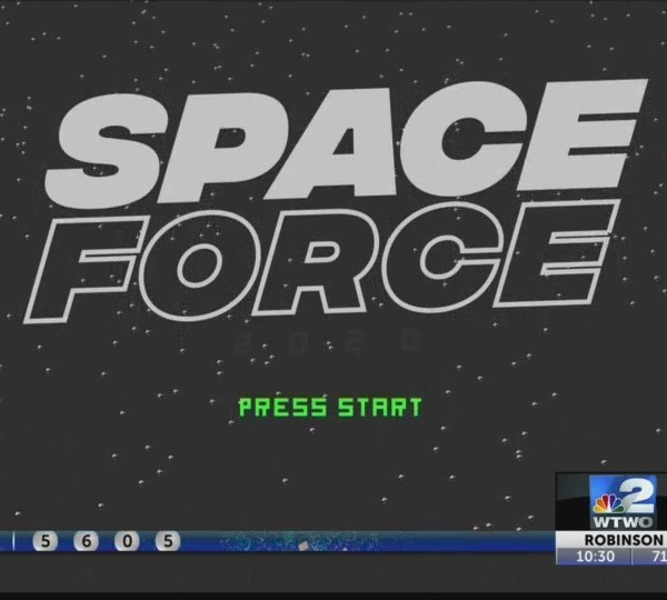 Pence/ US Space Force