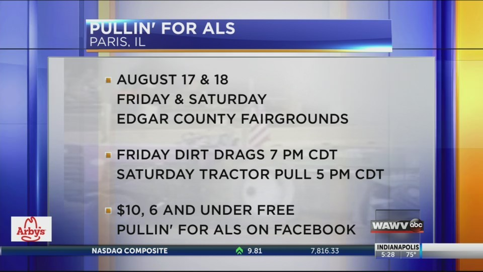 Pullin For ALS