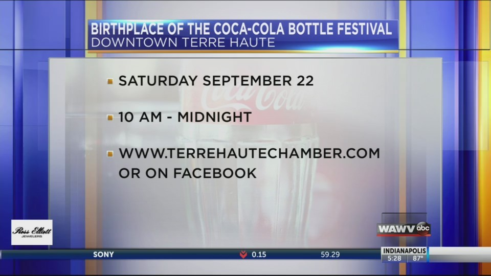 Coke Bottle Festival