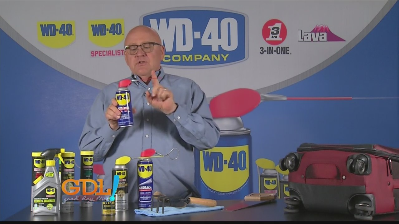 Good Day Live, WD 40