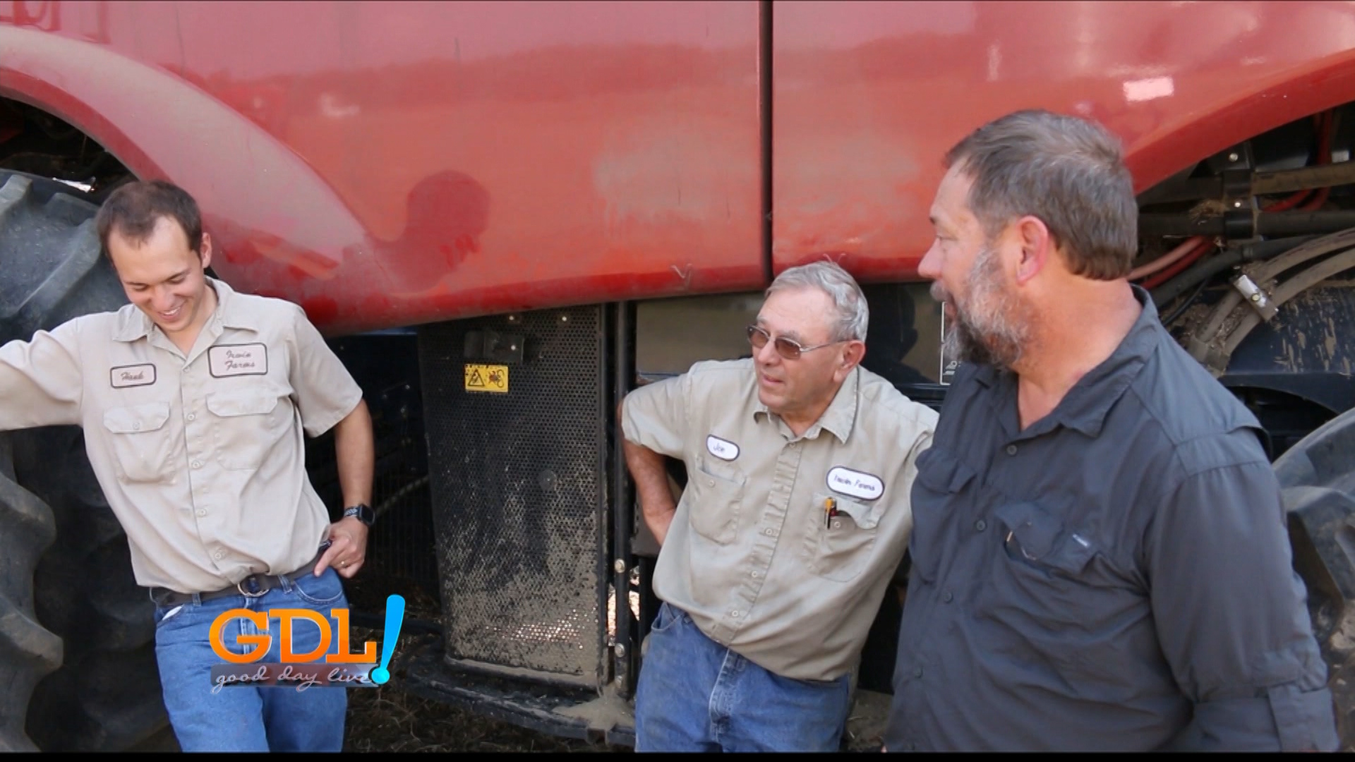 Hardworking Harvester: Irwin Family
