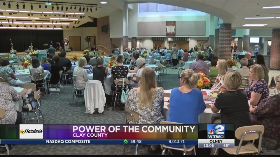 Power of the Community 09/13/18