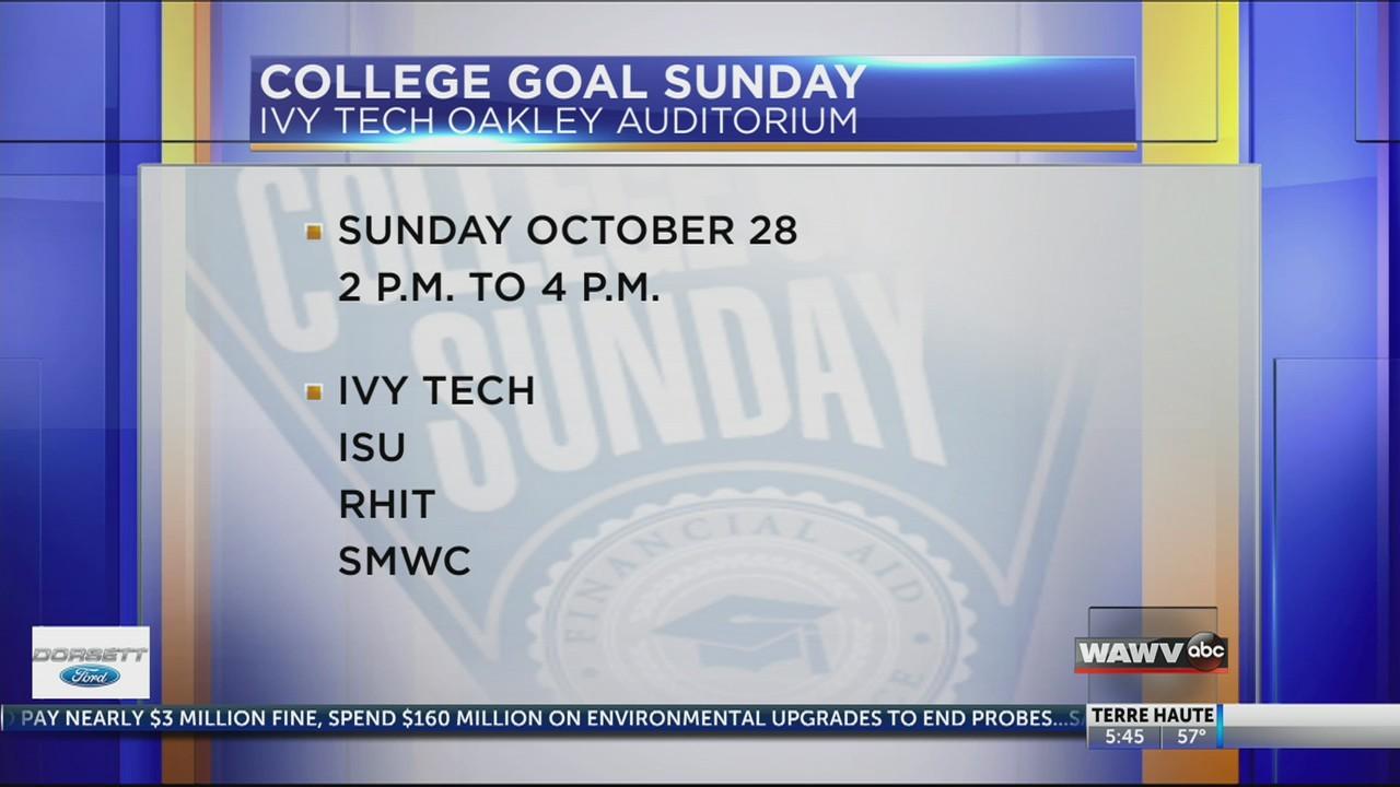 College Goal Sunday