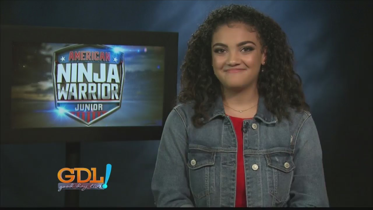 Good Day Live, American Ninja Warrior Junior