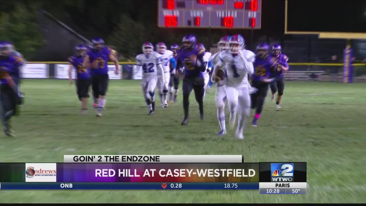 RED HILL VS CASEY WESTFIELD 10/19/18