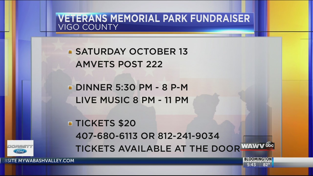 Vets Park Fundraiser