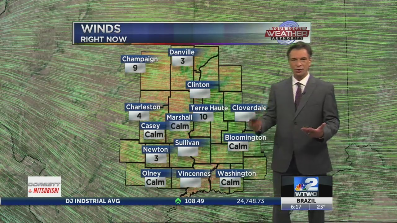 6pm Weather 11-27-18