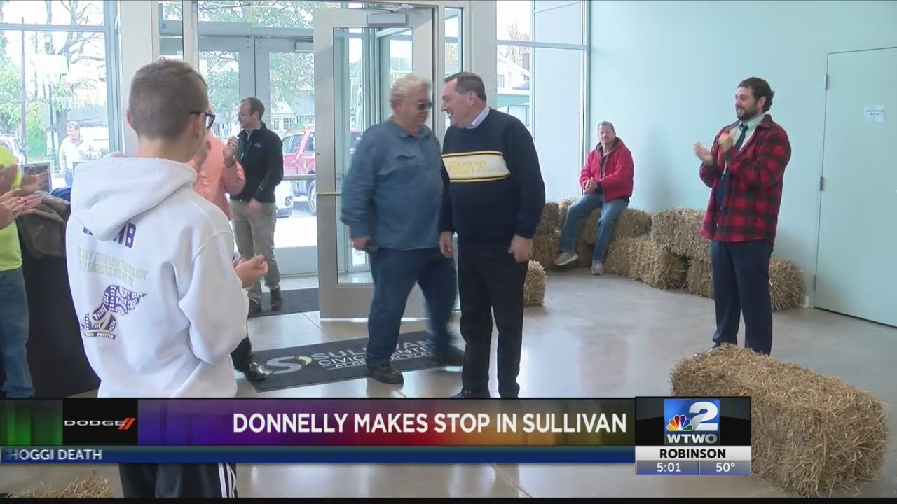 Donnelly in Sullivan
