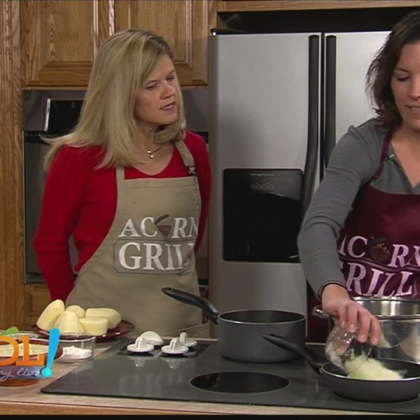Good Day Live - Acorn Grill: Homemade Potato Soup