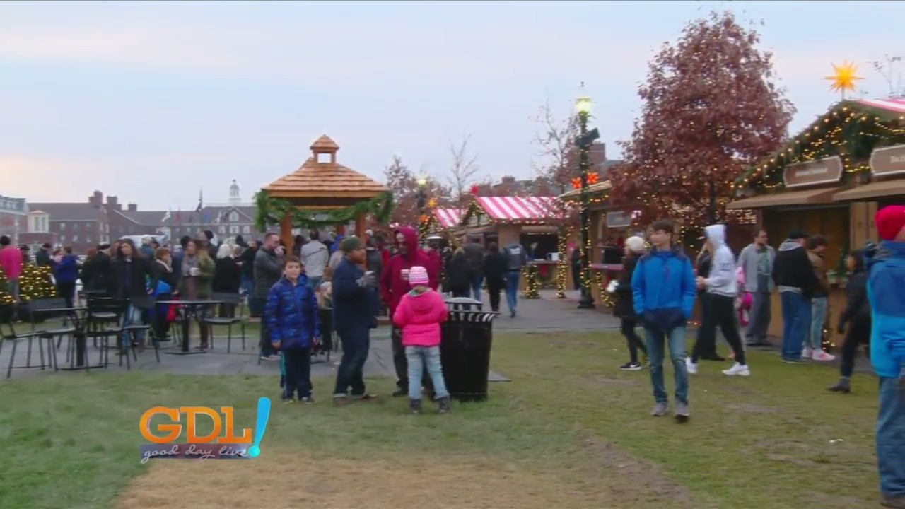 Good Day Live - Holidays in Carmel