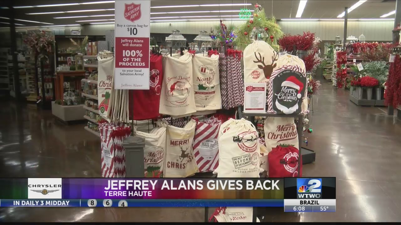 Jeffery Alans Gives Back