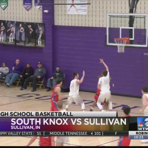 Sullivan - Barr Reeve Win