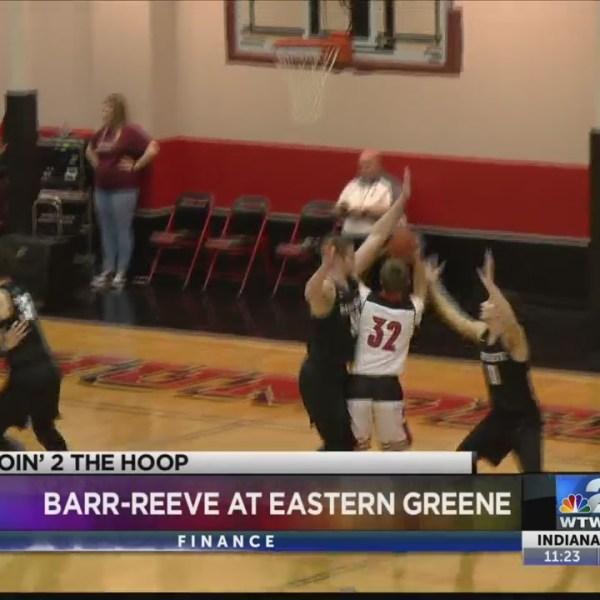 Barr Reeve - Eastern Greene