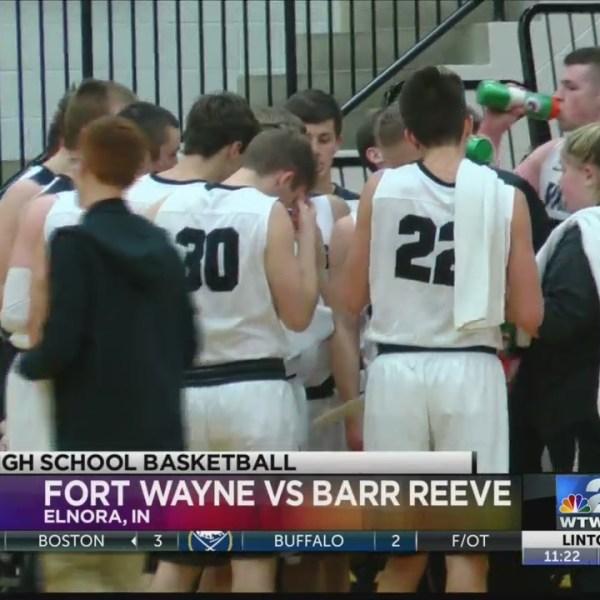 Barr Reeve - Fort Wayne