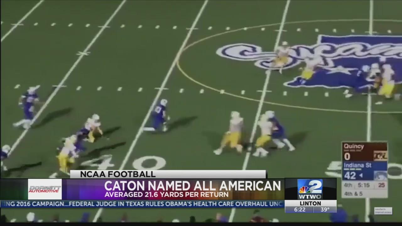 Dakota Caton Wins Award