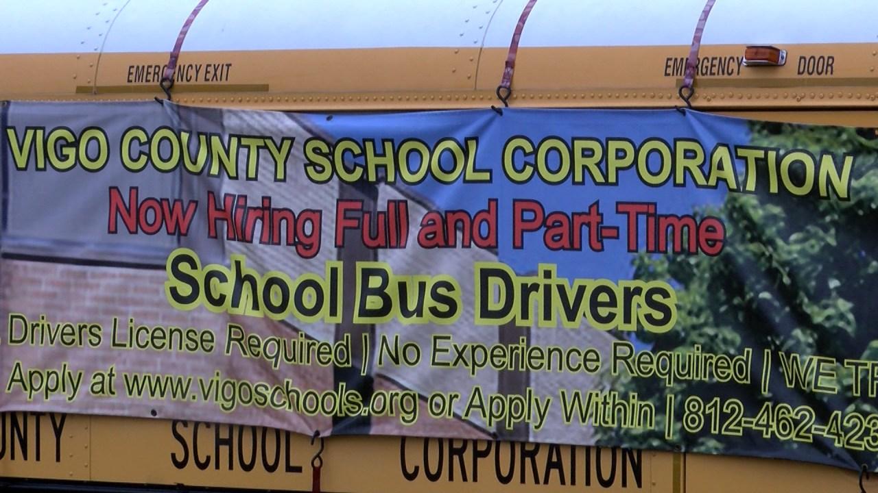 Vigo County School Calendar.Bus Driver Shortage Impacts Vigo County School Corporation