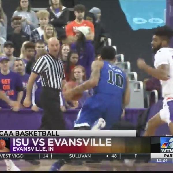 ISU vs Evansville