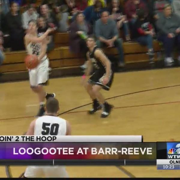 Loogootee vs Barr Reeve