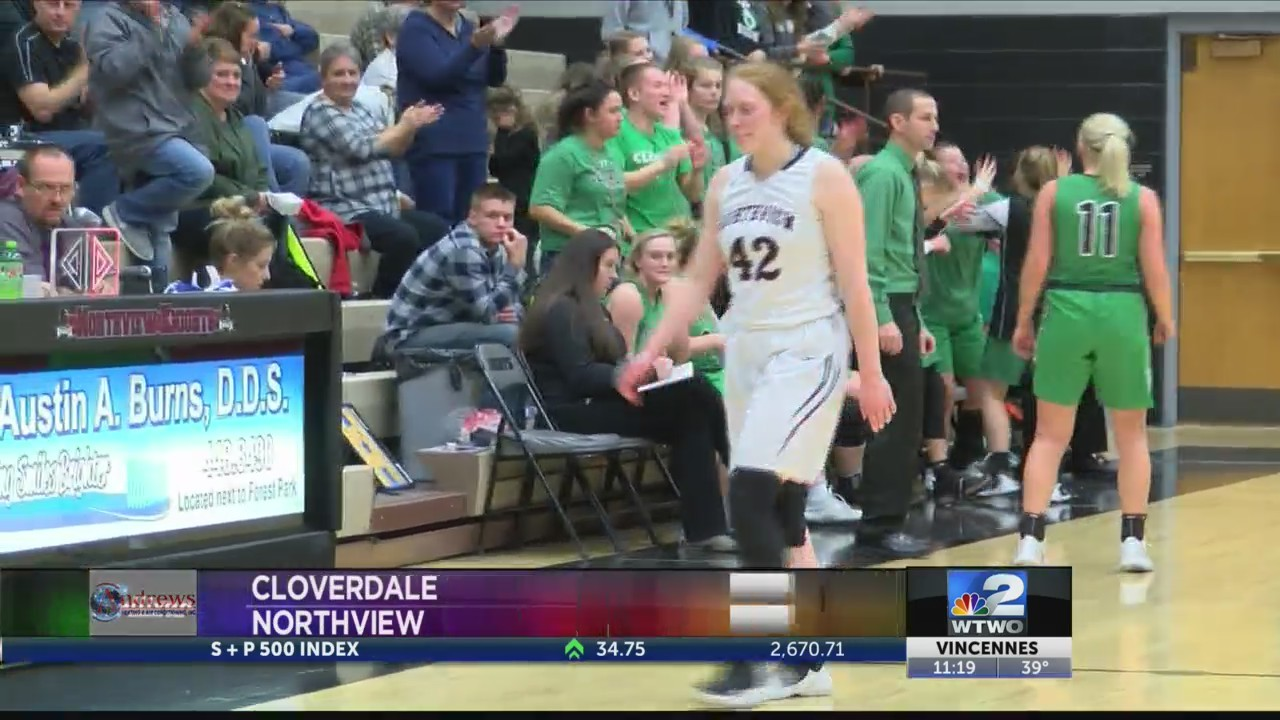 Northview Falls to Cloverdale