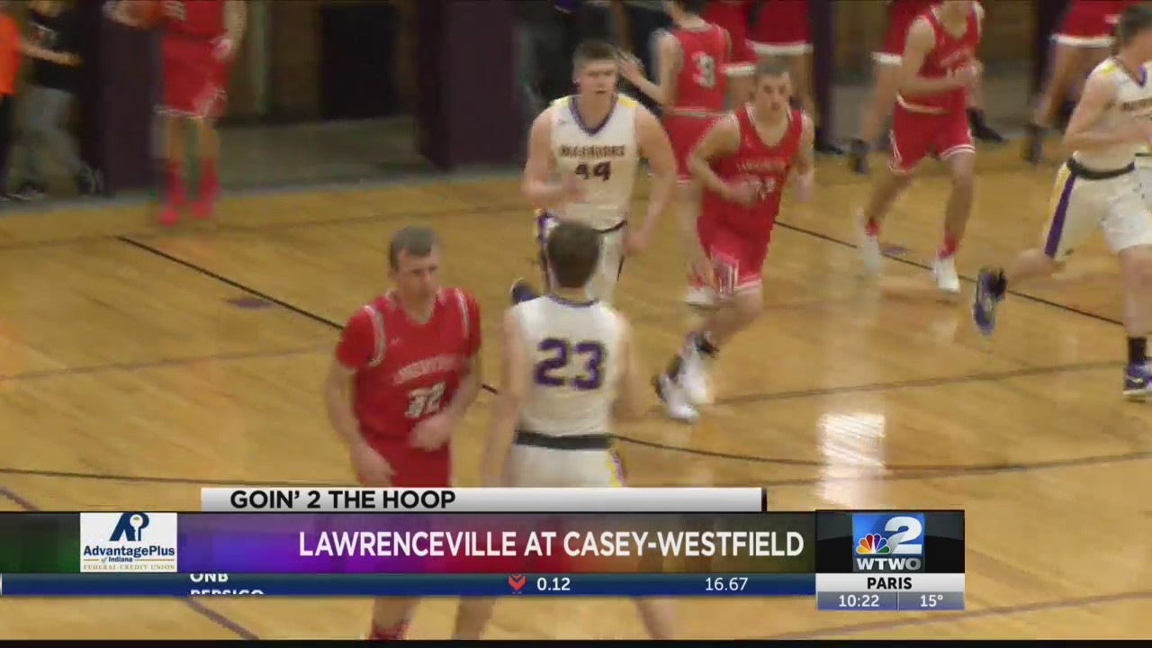 Casey Beats Lawrenceville