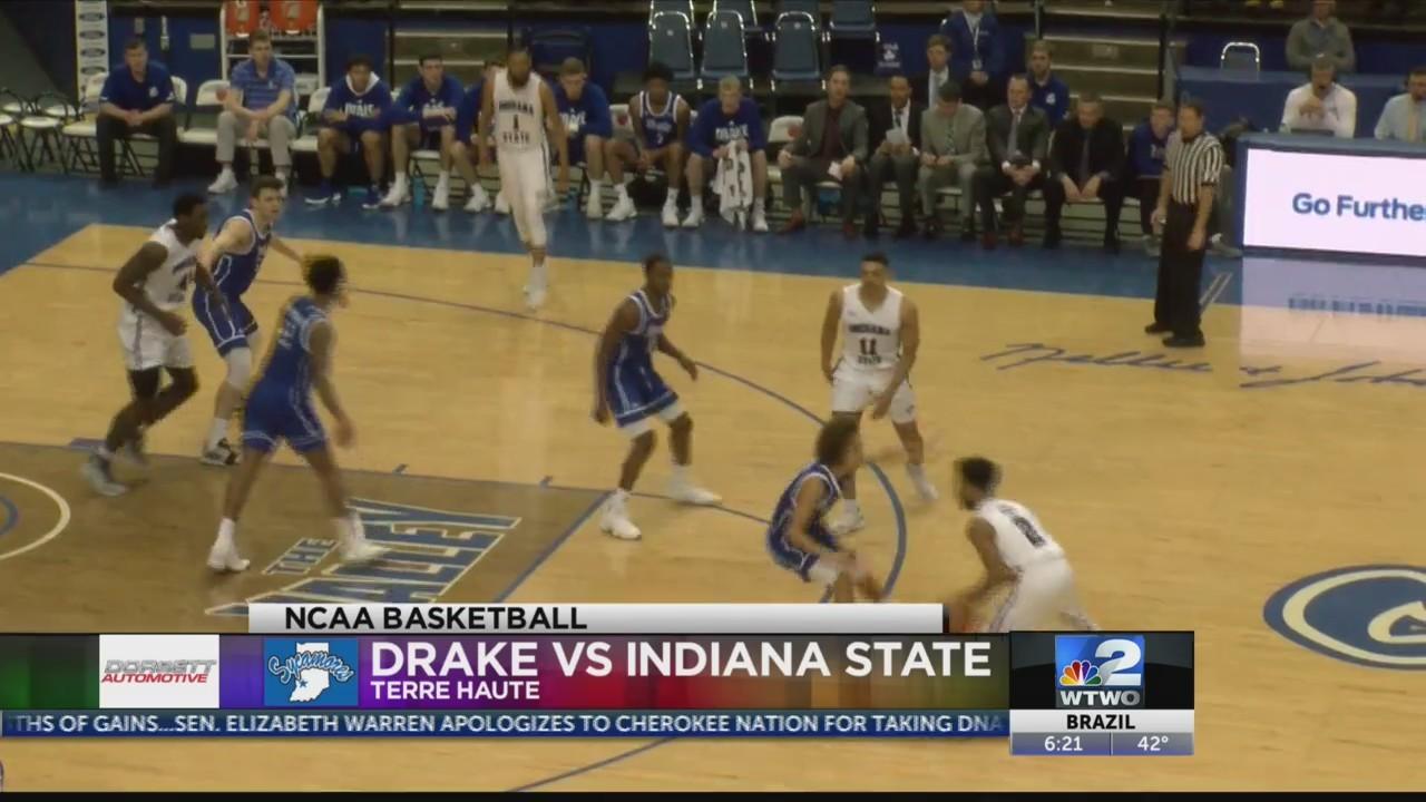 Drake vs ISU