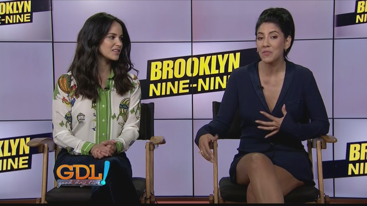 Good Day Live, Brooklyn Nine Nine