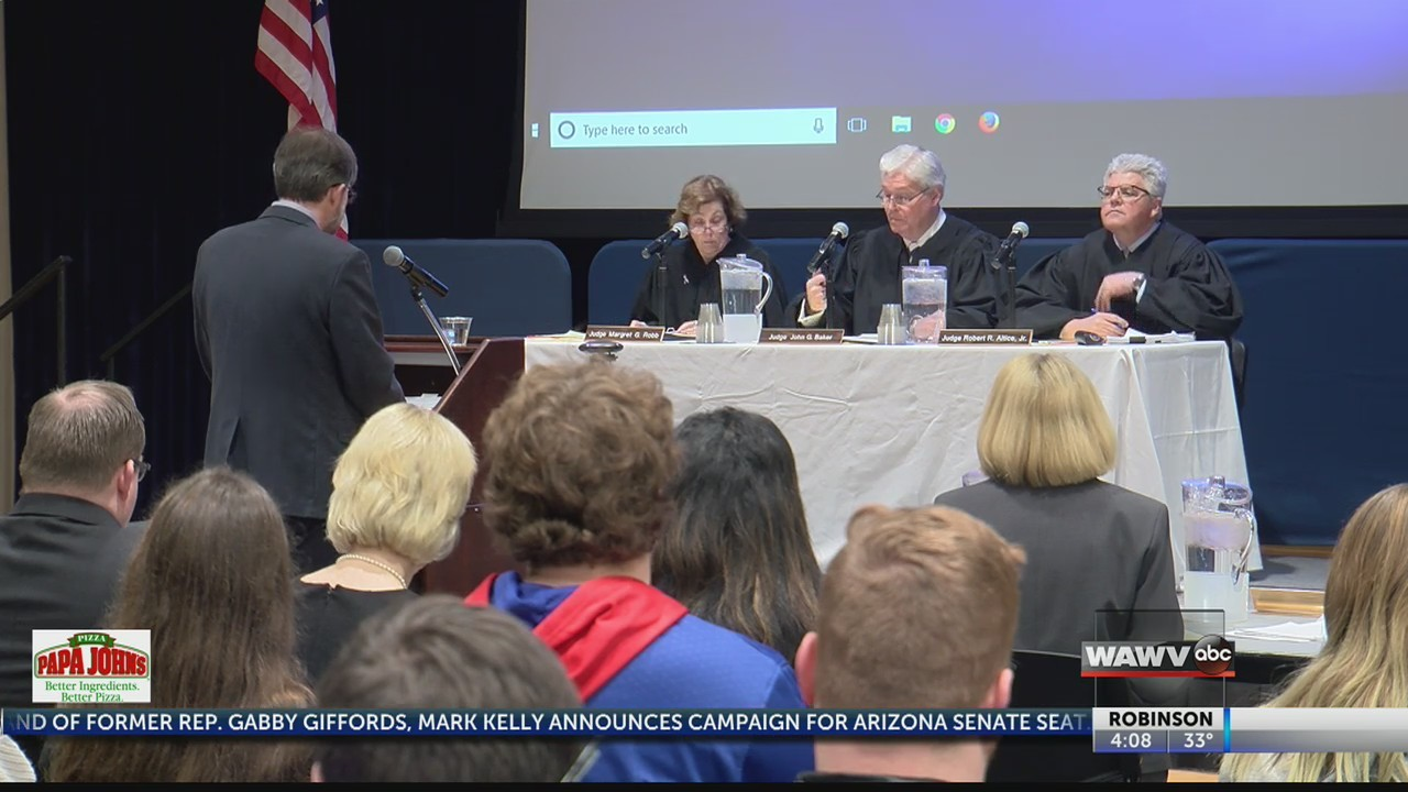 'Appeals on Wheels' holds hearing at ISU