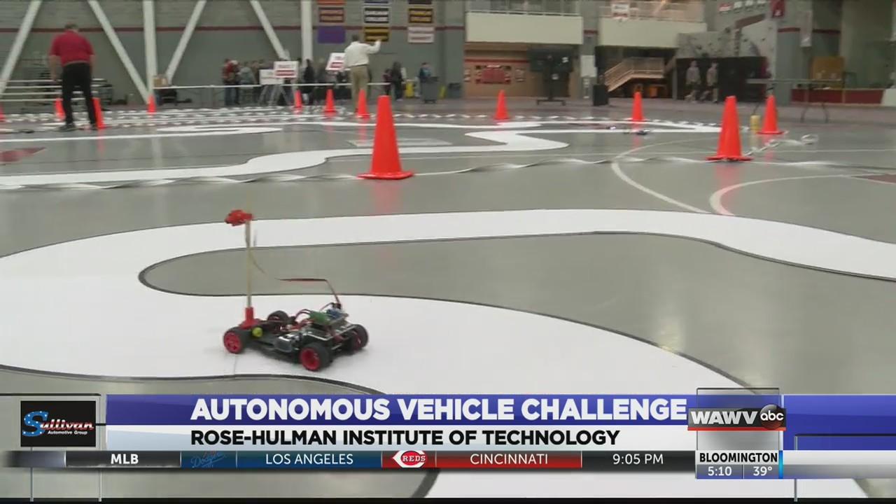 Autonomous Vehicle Challenge
