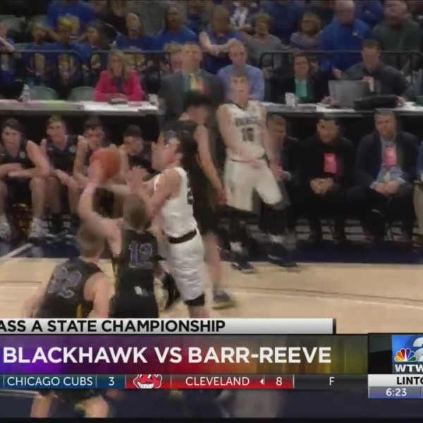 Barr Reeve Title Game