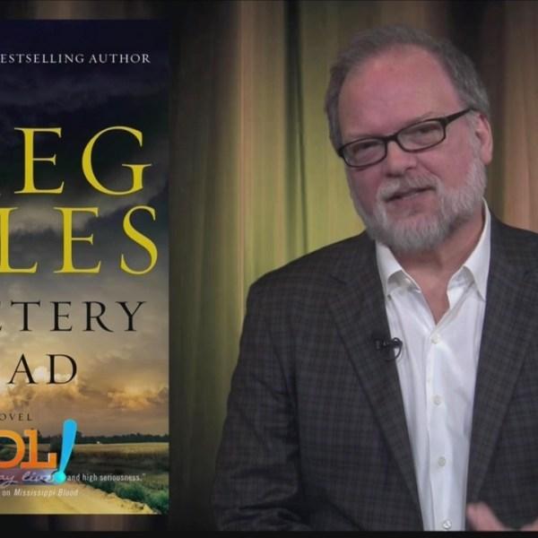 Good Day Live, Greg Iles