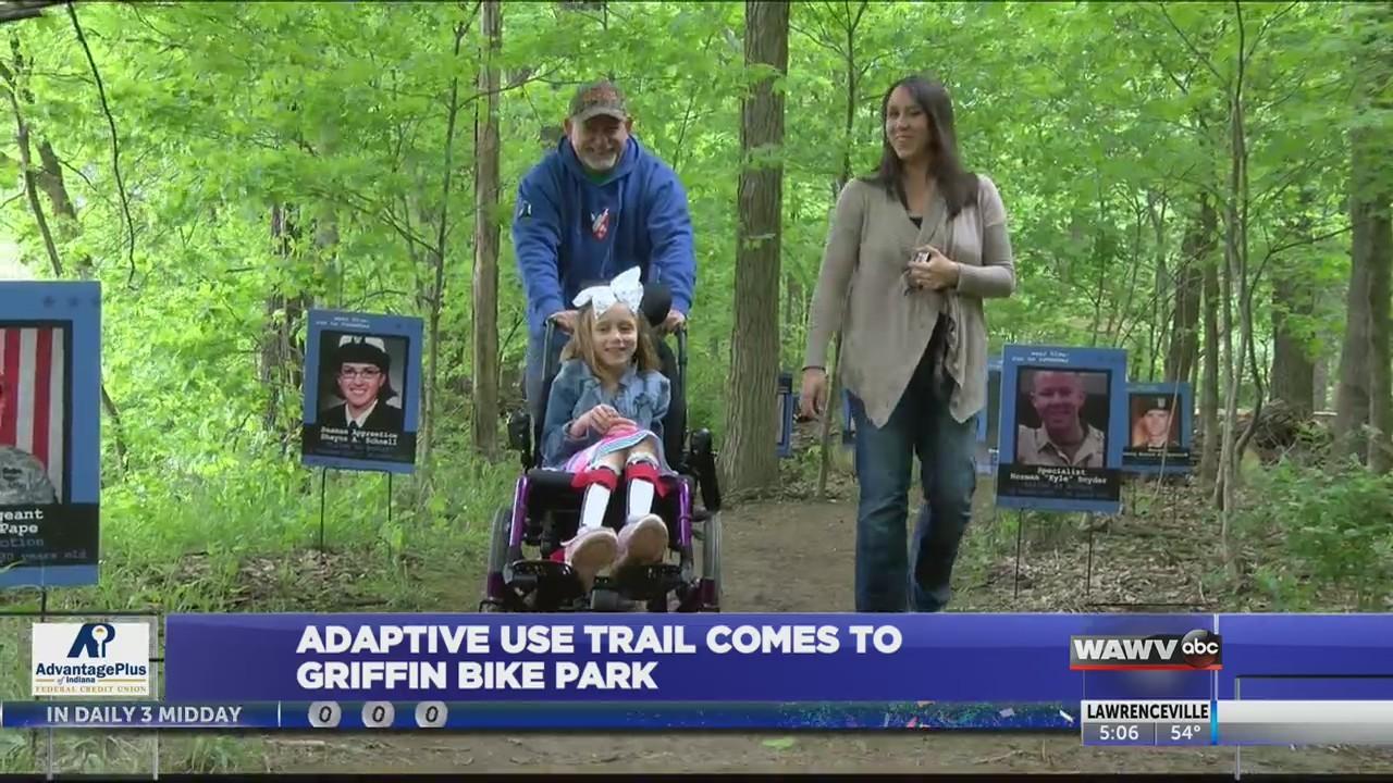 Adaptive Use Trail