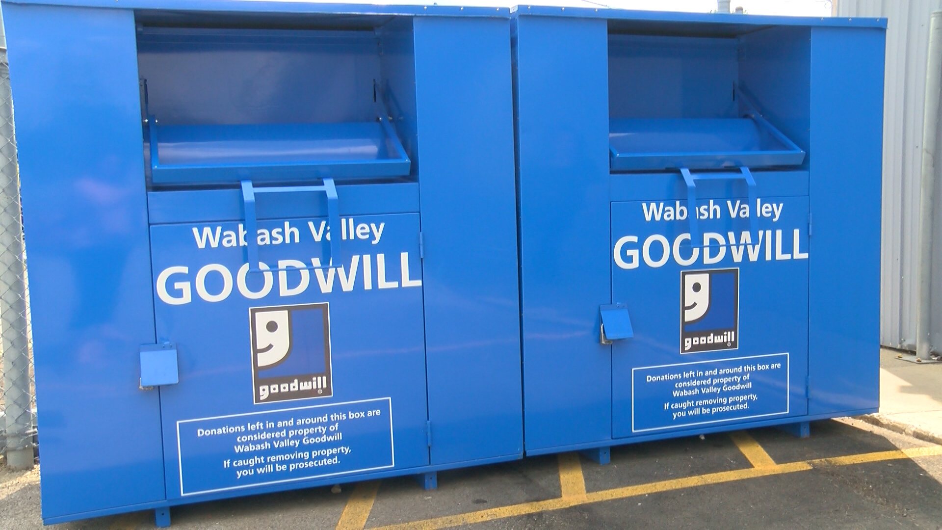 Stolen donations from Goodwill prompts officials to consider