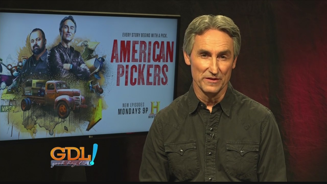 Good Day Live, American pickers