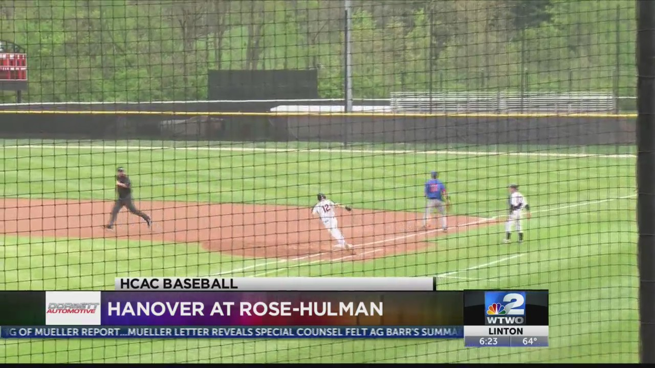 Rose Beats Hanover in Game 1