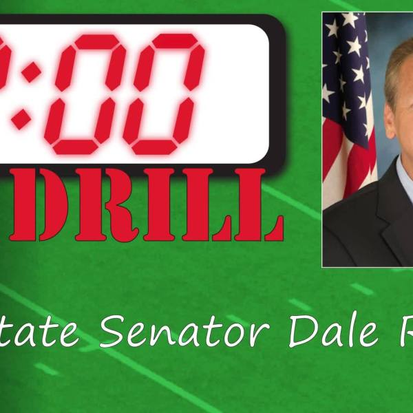 Sen. Dale Righter speaking out in opposition to House Bill 1438