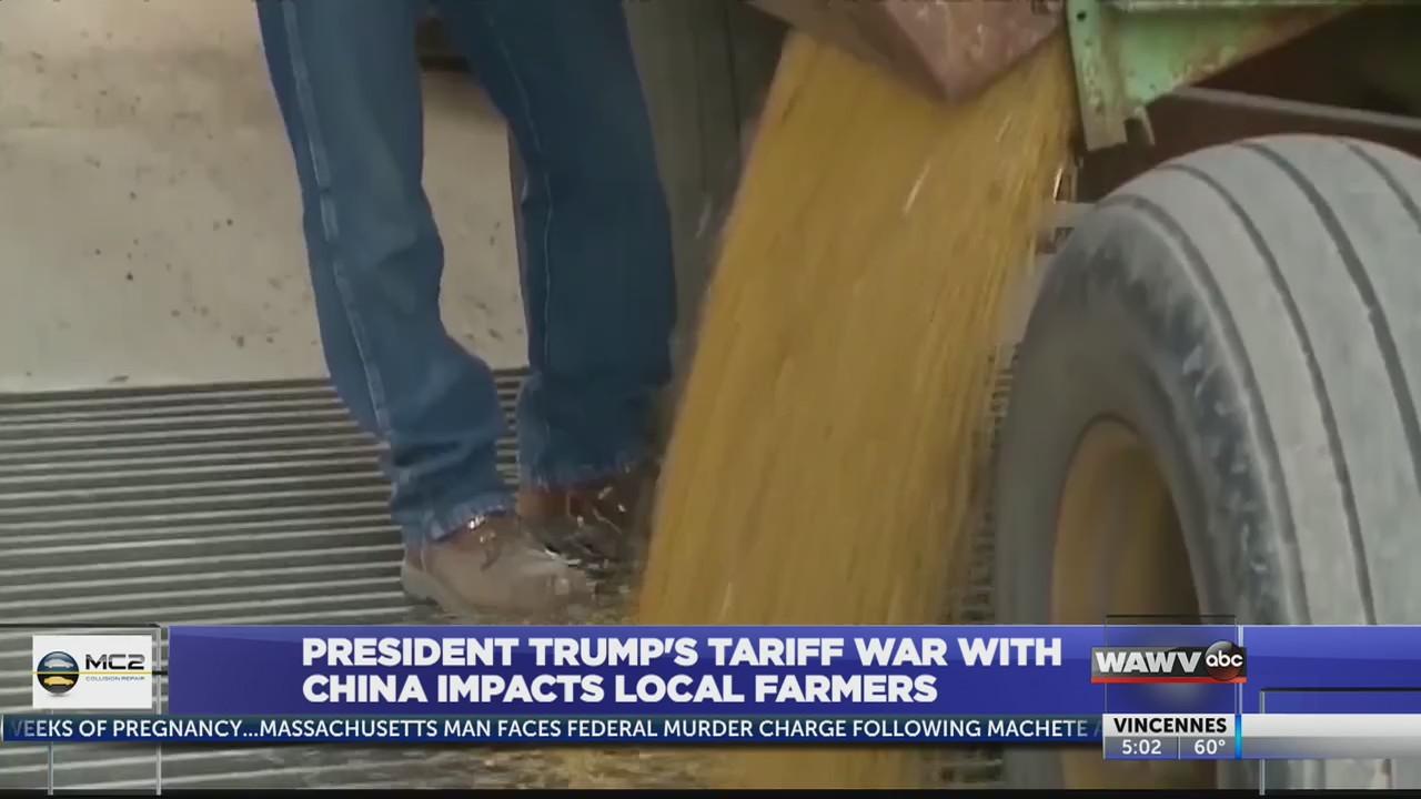 Terry Hayhurst on China trade war