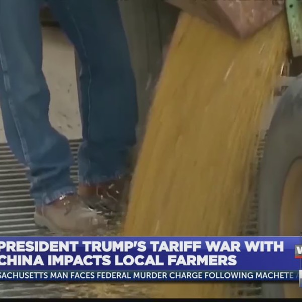 Terry Hayhurst on China trade war