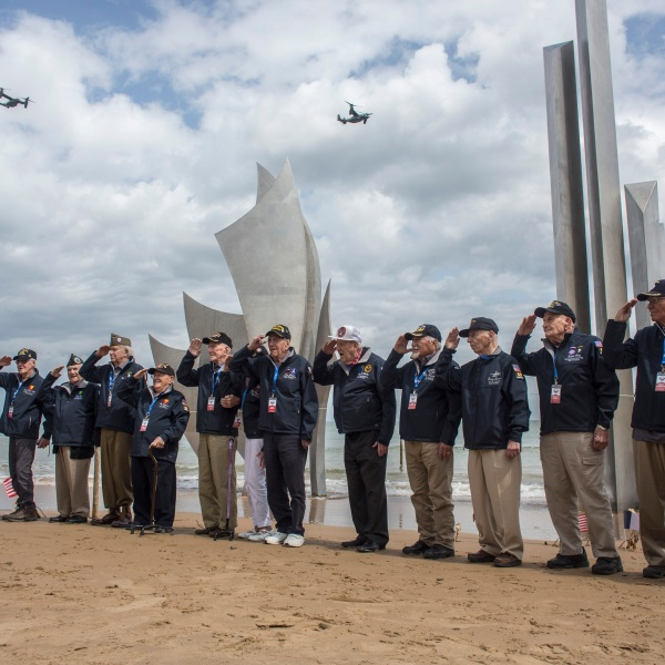 France D-Day Anniversary_1559577430509