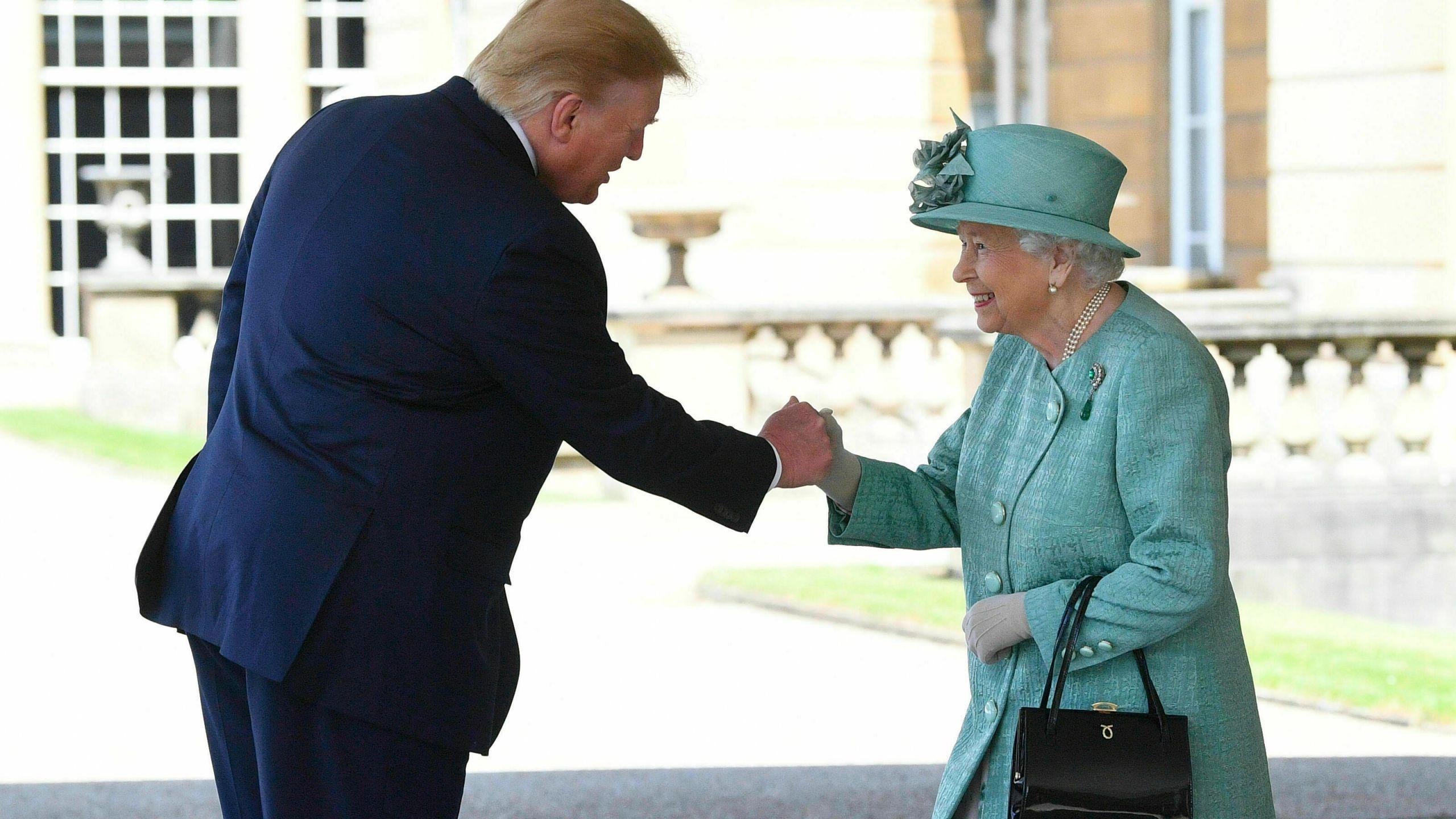 APTOPIX Britain Trump_1559583255733