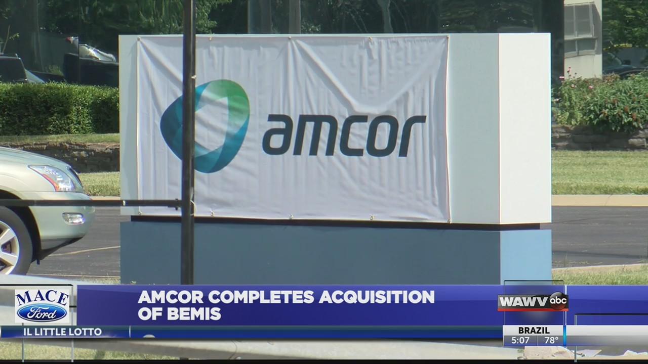 Bemis Acquires Amcor