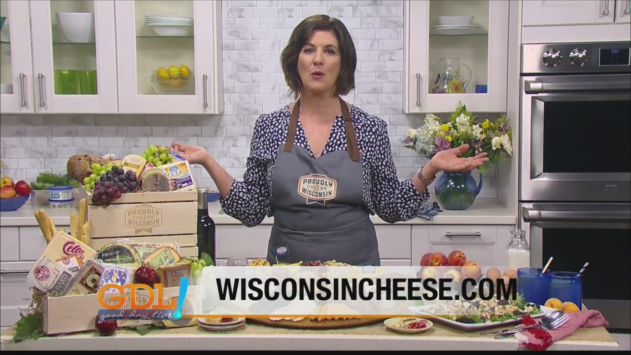 Good Day Live: Cheese