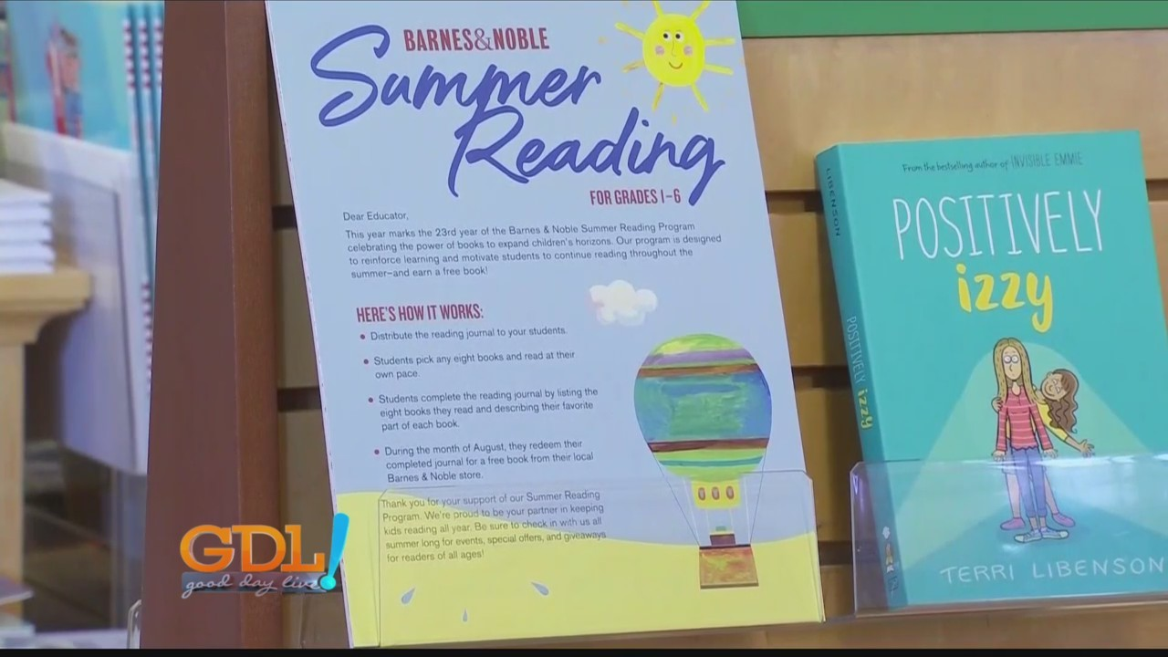 Good Day Live, Summer Reading