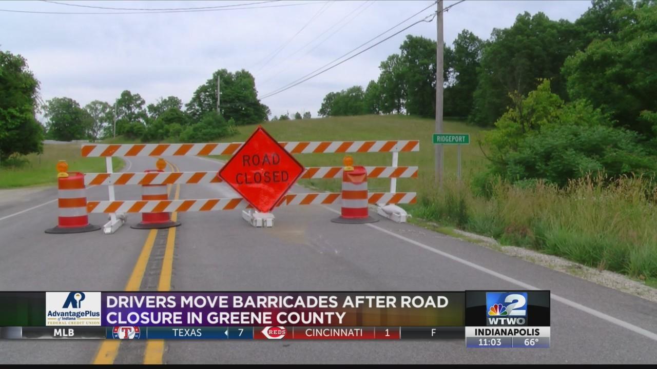 Greene County Traffic