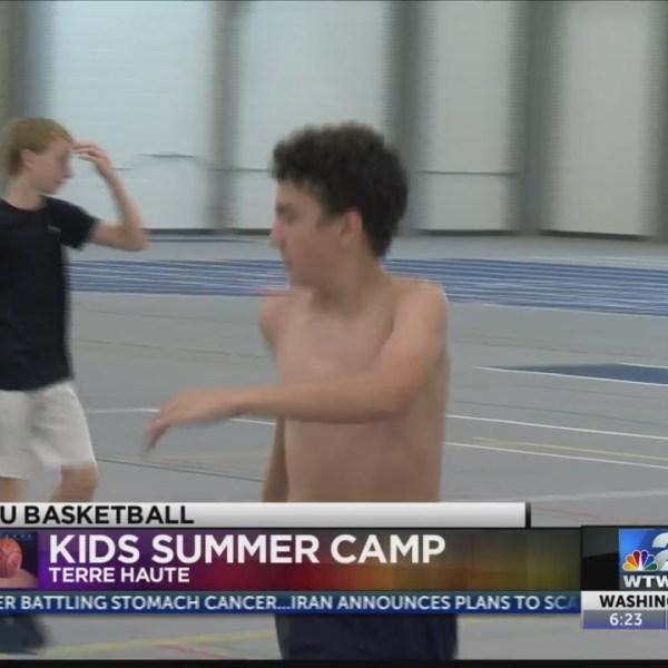 ISU Kids Basketball Camp