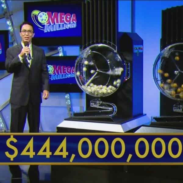 Mega Millions Lotto 5-31-19
