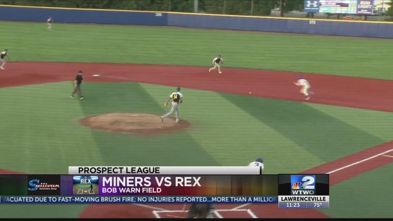 Rex vs Miners