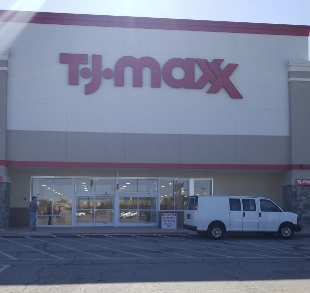 T J  Maxx in Terre Haute to relocate next month