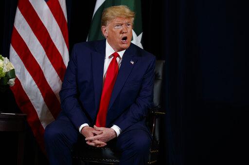 Donald Trump, Ashraf Ghani