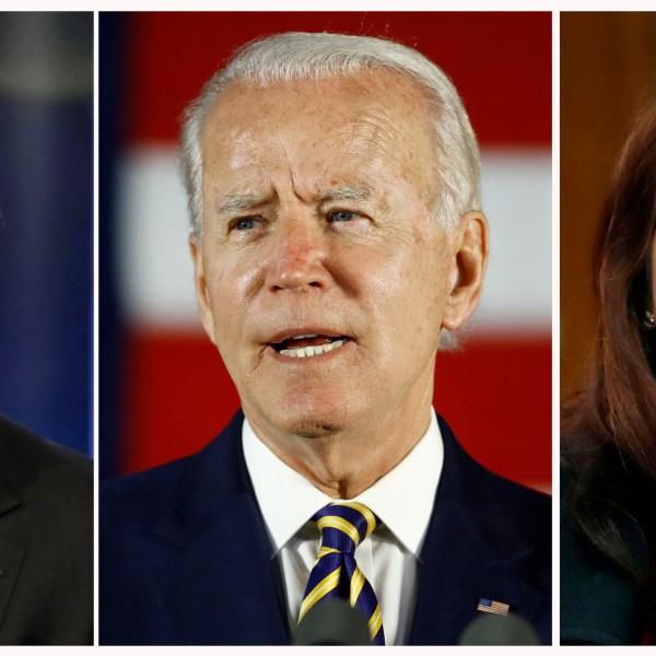 Tucker Carlson, Joe Biden, Tammy Duckworth