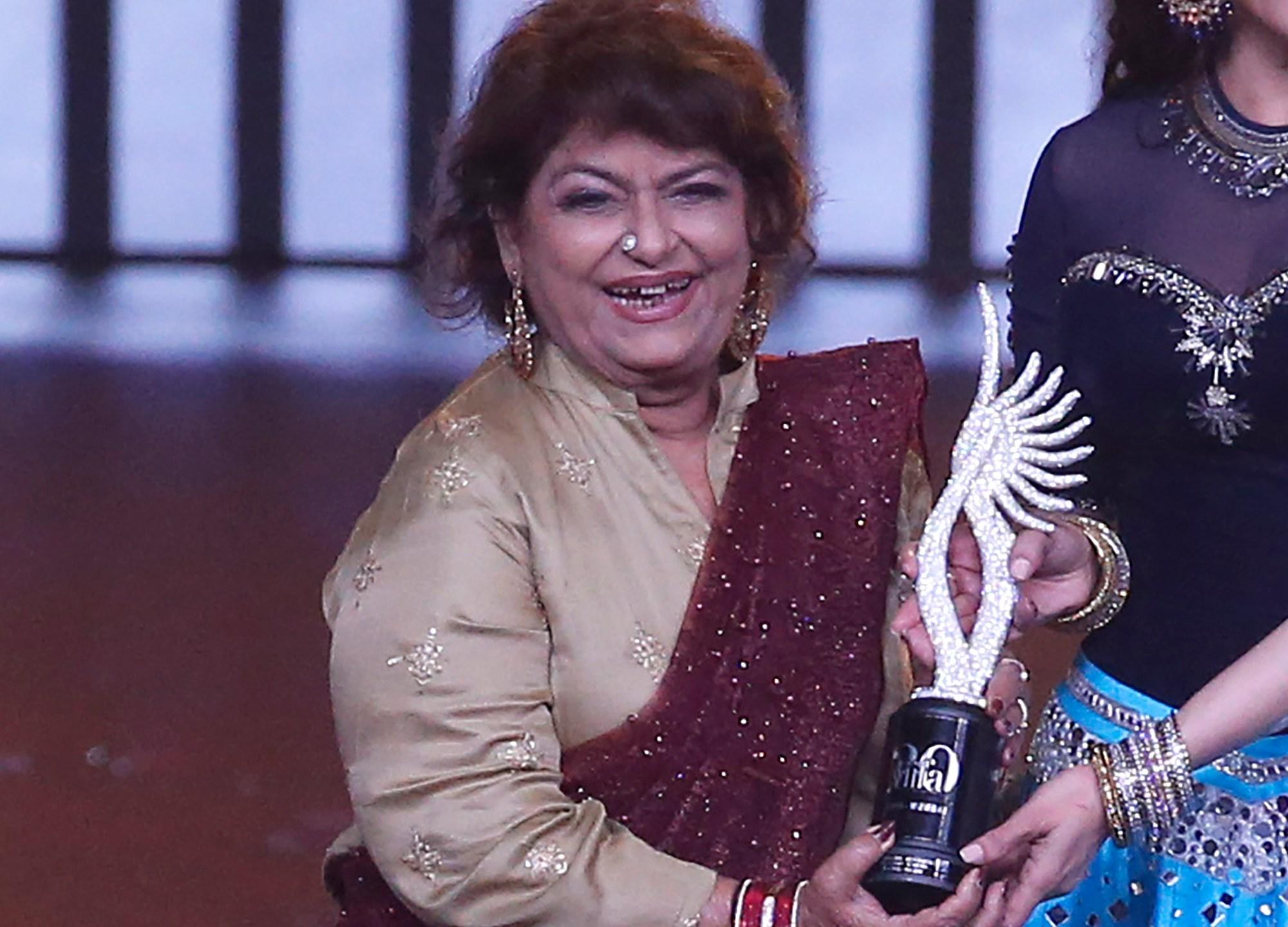 Saroj Khan, Madhuri Dixit